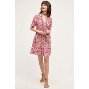Anthropologie dress by HD in Paris